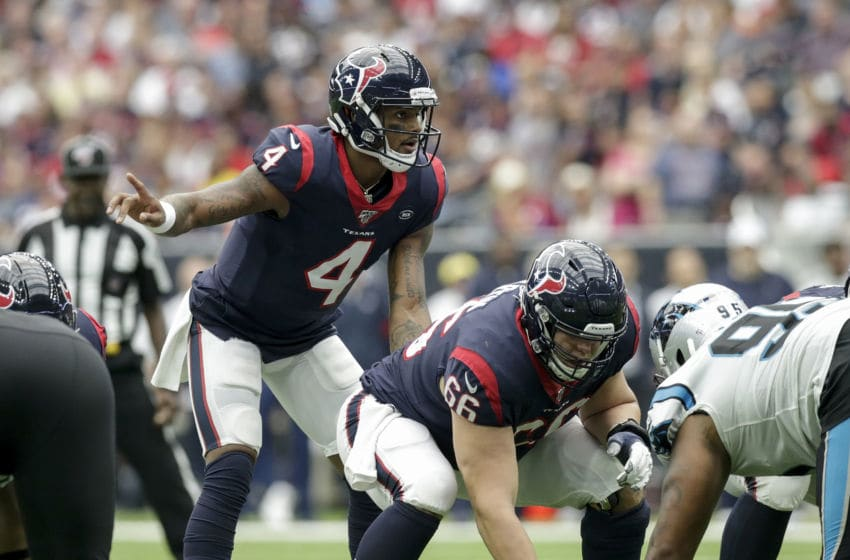 Houston Texans, Nick Martin (Photo by Tim Warner/Getty Images)