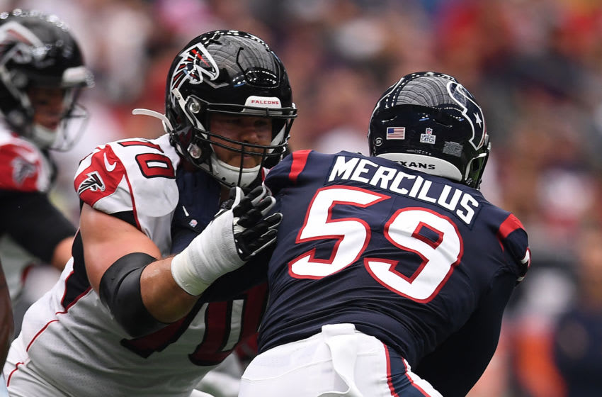 Houston Texans, Whitney Mercilus (Photo by Mark Brown/Getty Images)