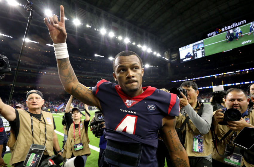 Deshaun Watson Houston Texans (Photo by Christian Petersen/Getty Images)