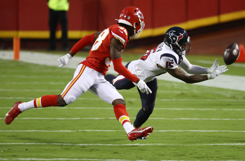 Will Fuller V #15 of the Houston Texans (Photo by Jamie Squire/Getty Images)