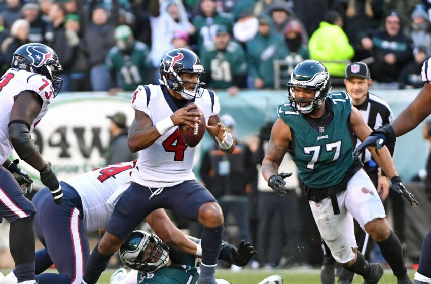 Houston Texans quarterback Deshaun Watson (4) Mandatory Credit: Eric Hartline-USA TODAY Sports