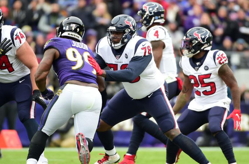 Laremy Tunsil (78) of the Houston Texans Mandatory Credit: Evan Habeeb-USA TODAY Sports