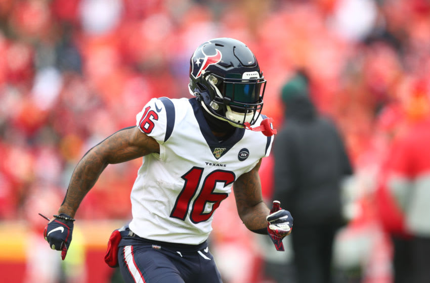 Houston Texans wide receiver Keke Coutee (16) Mandatory Credit: Mark J. Rebilas-USA TODAY Sports