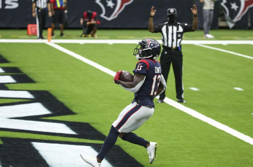 Houston Texans wide receiver Brandin Cooks Mandatory Credit: Troy Taormina-USA TODAY Sports
