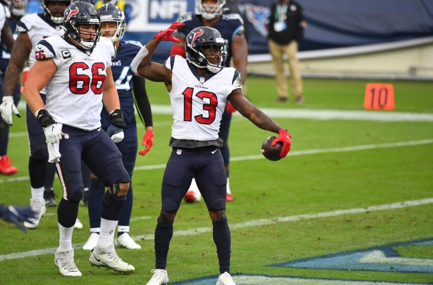 Houston Texans wide receiver Brandin Cooks Mandatory Credit: Christopher Hanewinckel-USA TODAY Sports