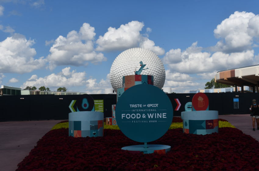 The 2020 Epcot food and wine festival