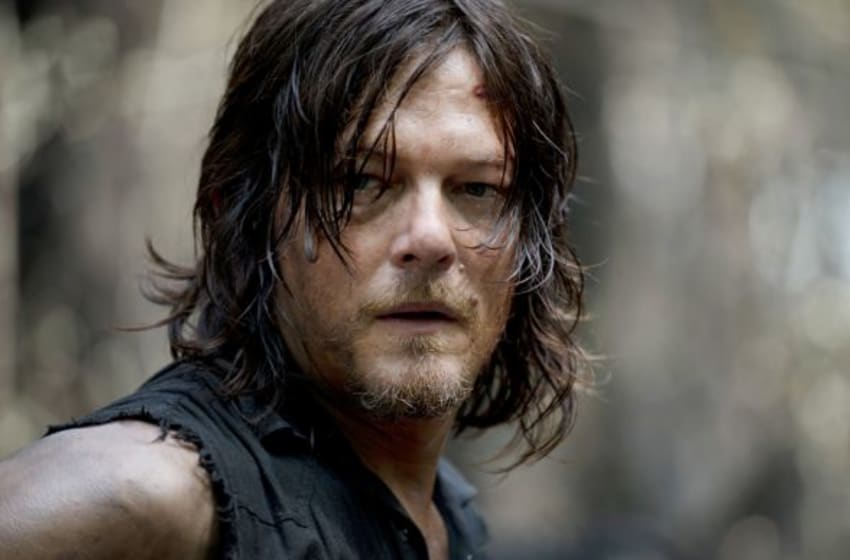 Norman Reedus as Daryl Dixon, The Walking Dead - AMC