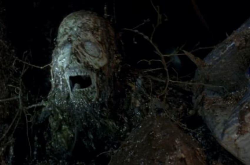 Walker. The Walking Dead. AMC