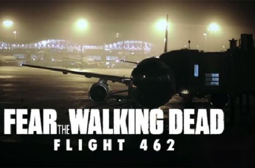 Fear The Walking Dead Flight 462 title card - AMC
