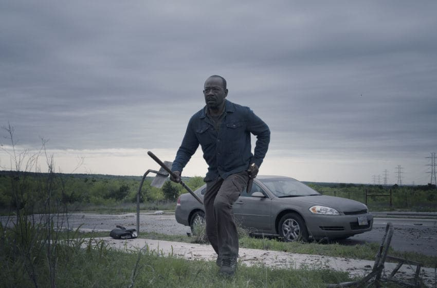 Lennie James as Morgan Jones - Fear the Walking Dead _ Season 4, Episode 11 - Photo Credit: Ryan Green/AMC