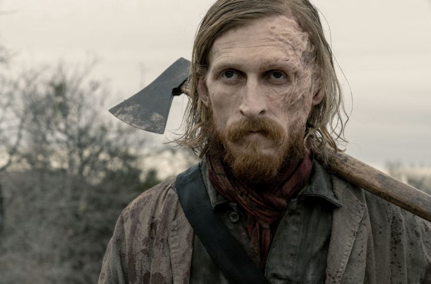Austin Amelio as Dwight - Fear the Walking Dead _ Season 5, Episode 3 - Photo Credit: Ryan Green/AMC