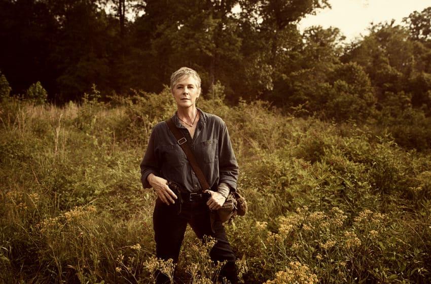Melissa McBride as Carol Peletier- The Walking Dead _ Season 9, Gallery- Photo Credit: Victoria Will/AMC