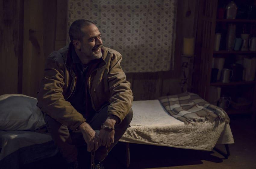 Jeffrey Dean Morgan as Negan- The Walking Dead _ Season 9, Episode 16 - Photo Credit: Gene Page/AMC