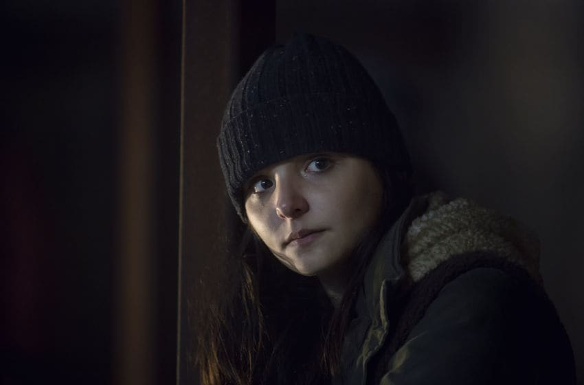 Cassady McClincy as Lydia- The Walking Dead _ Season 9, Episode 16 - Photo Credit: Gene Page/AMC