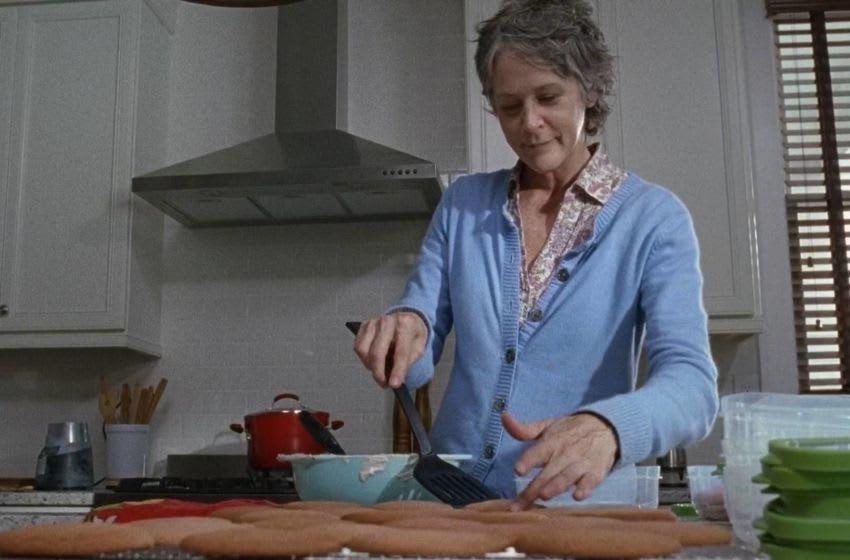 The Walking Dead - AMC, Melissa McBride as Carol Peletier