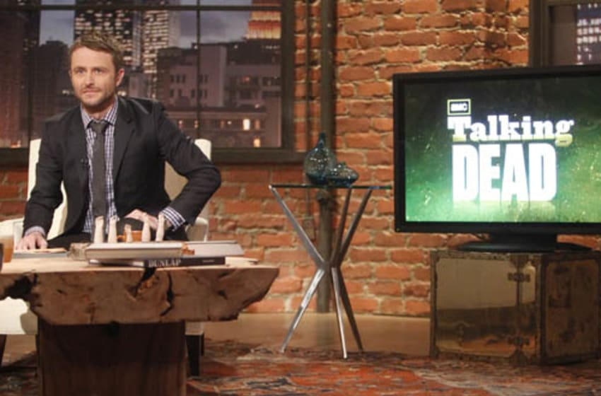 Chris Hardwick - Talking Dead, AMC
