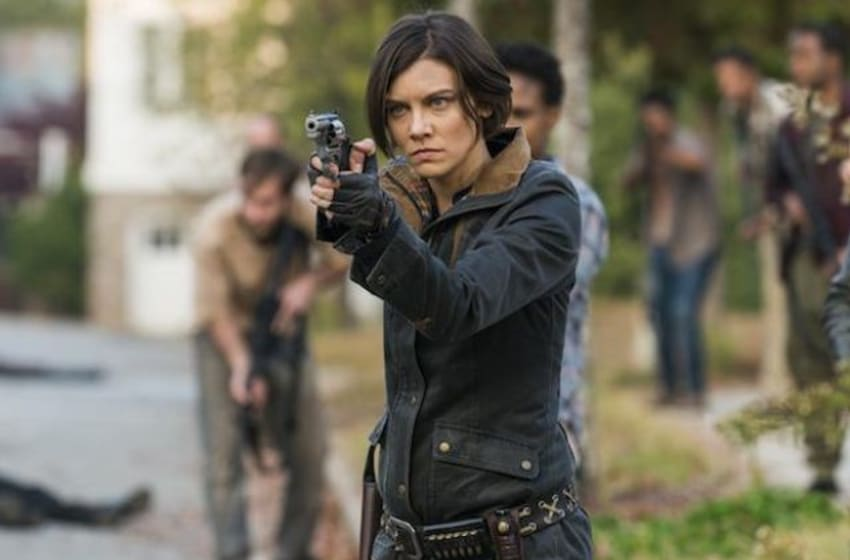 The Walking Dead; AMC; Lauren Cohan as Maggie Greene