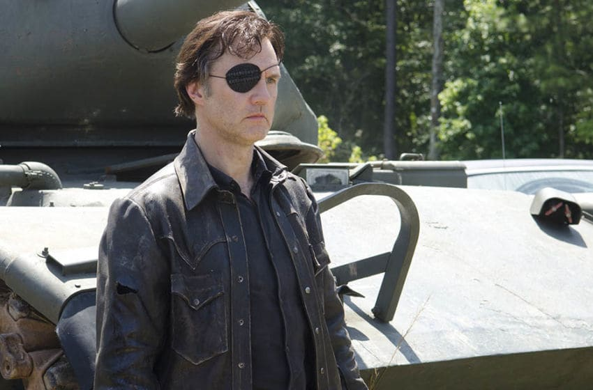 The Governor (David Morrissey) in Season 4, Episode 8 of The Walking Dead