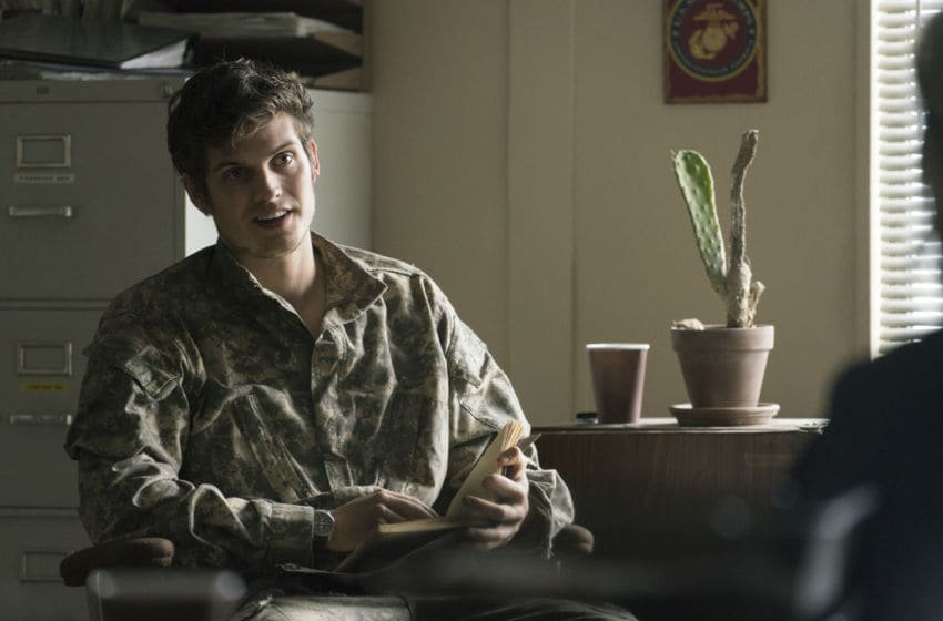 Daniel Sharman as Troy Otto - Fear the Walking Dead _ Season 3, Episode 1 - Photo Credit: Michael Desmond/AMC