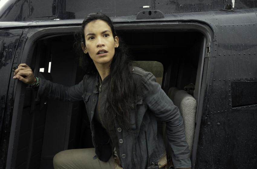 Danay Garcia as Luciana - Fear the Walking Dead _ Season 6, Episode 16 - Photo Credit: Ryan Green/AMC