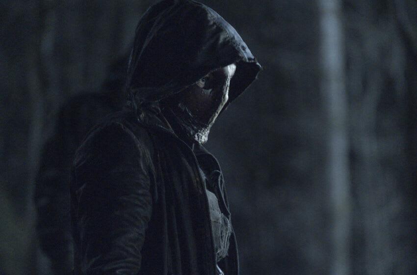 Lynn Collins as Leah- The Walking Dead _ Season 11, Episode 4 - Photo Credit: Josh Stringer/AMC