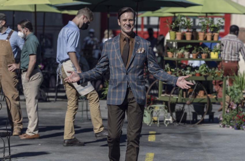 Josh Hamilton as Lance Hornsby - The Walking Dead _ Season 11, Episode 5 - Photo Credit: Josh Stringer/AMC
