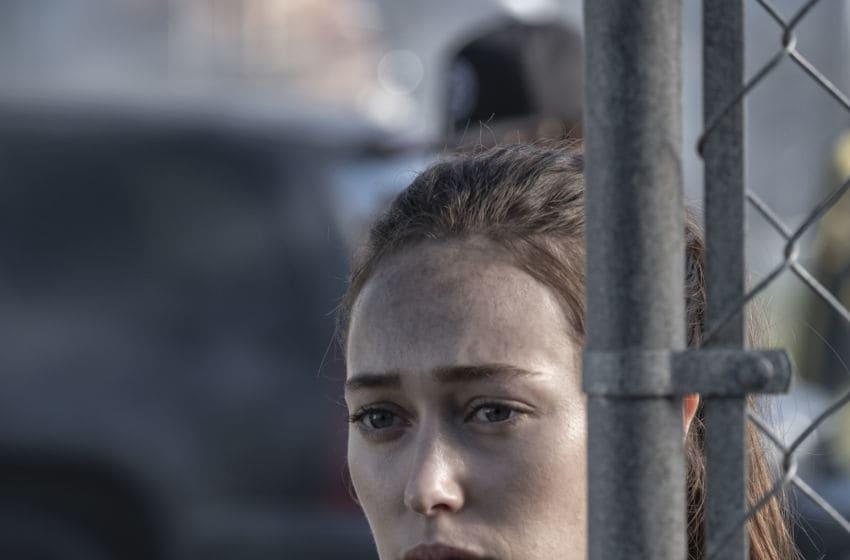Alycia Debnam-Carey as Alicia Clark - Fear the Walking Dead _ Season 5, Episode 11 - Photo Credit: Van Redin/AMC