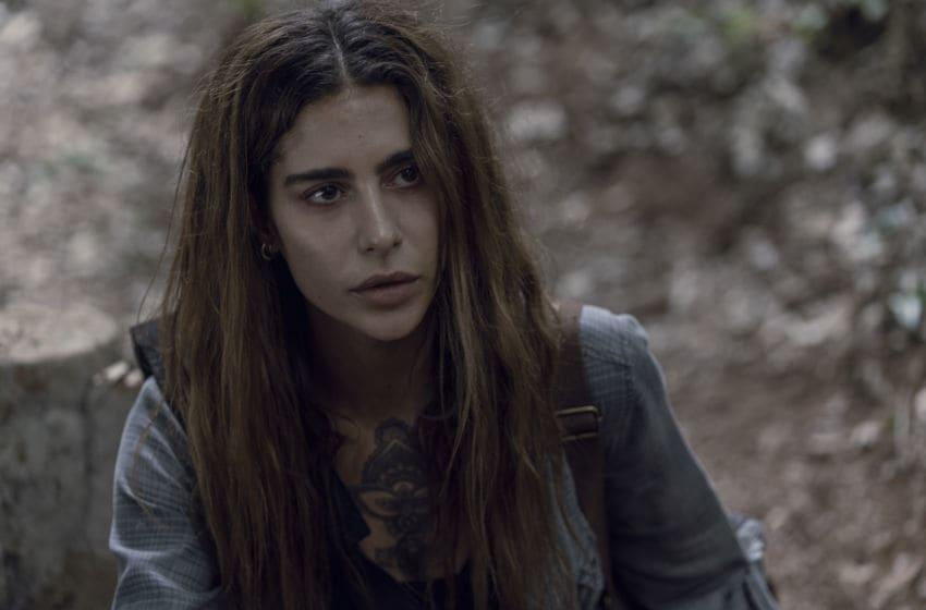 Nadia Hilker as Magna - The Walking Dead _ Season 10, Episode 5 - Photo Credit: Jace Downs/AMC
