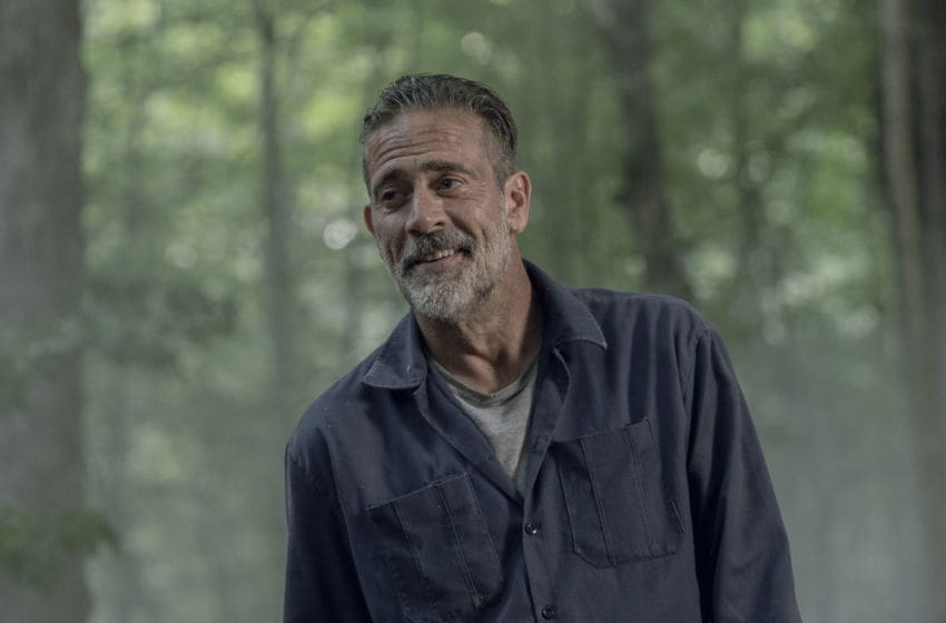 Jeffrey Dean Morgan as Negan - The Walking Dead _ Season 10, Episode 5 - Photo Credit: Jace Downs/AMC