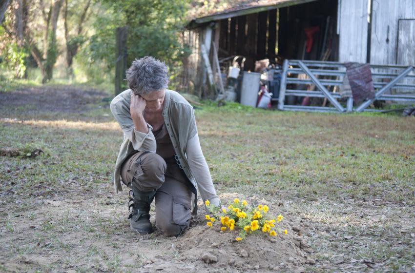 Carol (Melissa Suzanne McBride) - The Walking Dead _ Season 4, Episode 14 - Photo Credit: Gene Page/AMC