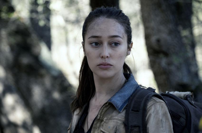 Alycia Debnam-Carey as Alicia Clark - Fear the Walking Dead _ Season 6 - Photo Credit: Ryan Green/AMC