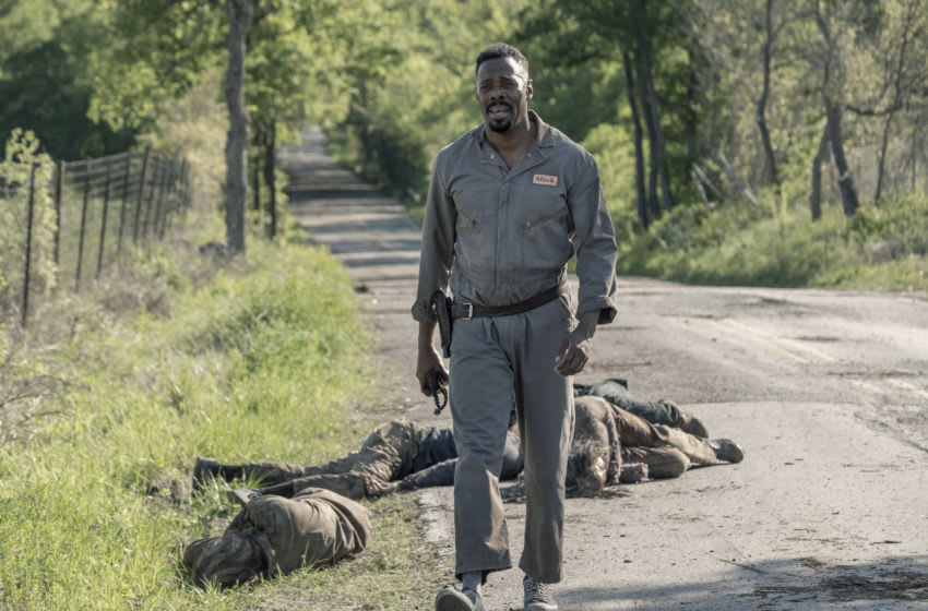 Colman Domingo as Victor Strand - Fear the Walking Dead _ Season 5, Episode 9 - Photo Credit: Van Redin/AMC