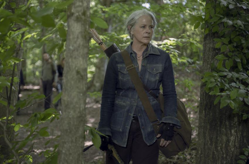 Melissa McBride as Carol Peletier - The Walking Dead _ Season 10, Episode 8 - Photo Credit: Gene Page/AM8