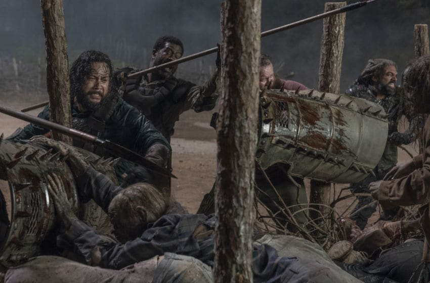 Cooper Andrews as Jerry - The Walking Dead _ Season 10, Episode 11 - Photo Credit: Jace Downs/AMC