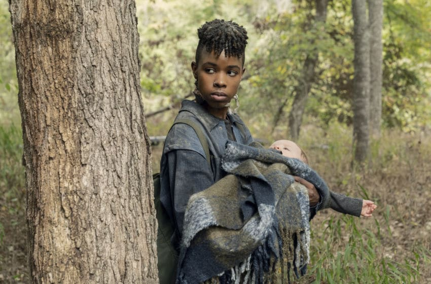 Angel Theory as Kelly- The Walking Dead _ Season 10, Episode 12 - Photo Credit: Jace Downs/AMC