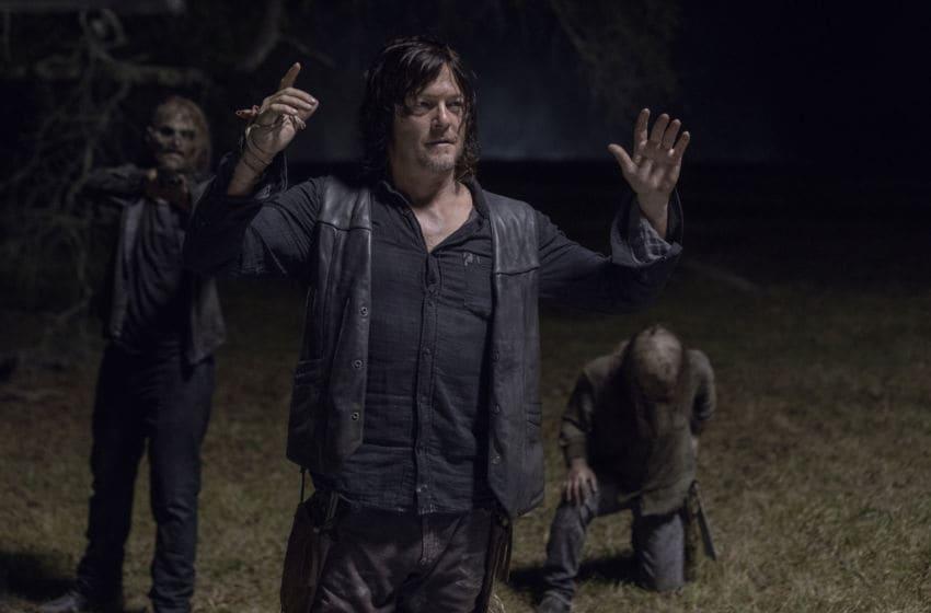 Norman Reedus as Daryl Dixon - The Walking Dead _ Season 10, Episode 14 - Photo Credit: Jackson Lee Davis/AMC