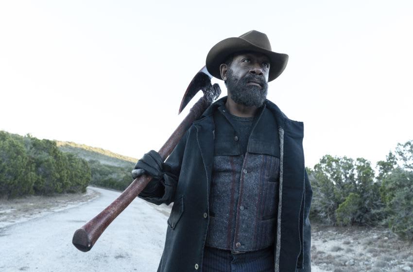 Lennie James as Morgan Jones - Fear the Walking Dead _ Season 6, Episode 1 - Photo Credit: Ryan Green/AMC