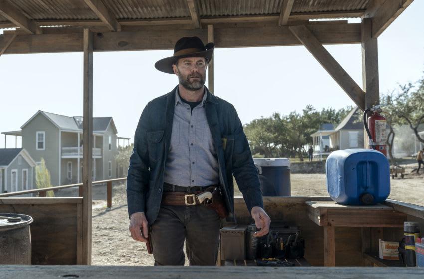 Garret Dillahunt as John Dorie - Fear the Walking Dead _ Season 6, Episode 4 - Photo Credit: Ryan Green/AMC