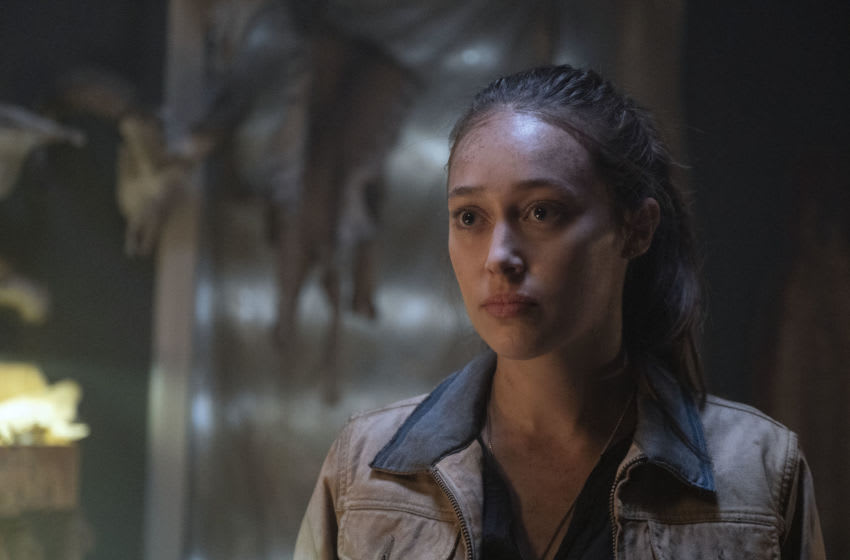 Alycia Debnam-Carey as Alicia Clark - Fear the Walking Dead _ Season 6, Episode 7 - Photo Credit: Ryan Green/AMC