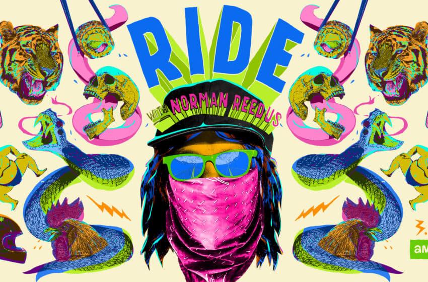 Norman Reedus - Ride with Norman Reedus _ Season 4, Key Art - Photo Credit: AMC