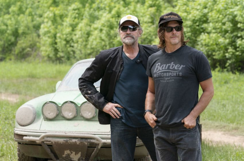 Michael Rooker, Norman Reedus - Ride with Norman Reedus _ Season 4 - Photo Credit: Jace Downs/AMC