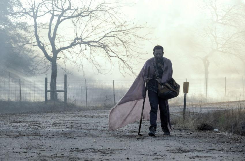 Lennie James as Morgan Jones - Fear the Walking Dead _ Season 6 - Photo Credit: Ryan Green/AMC