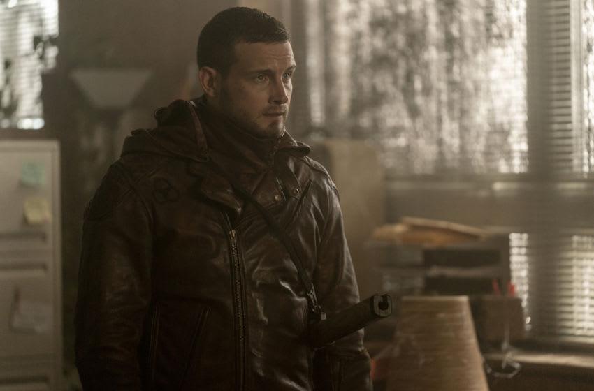 Nico Tortorella as Felix - The Walking Dead: World Beyond _ Season 1, Episode 3 - Photo Credit: Macall Polay/AMC