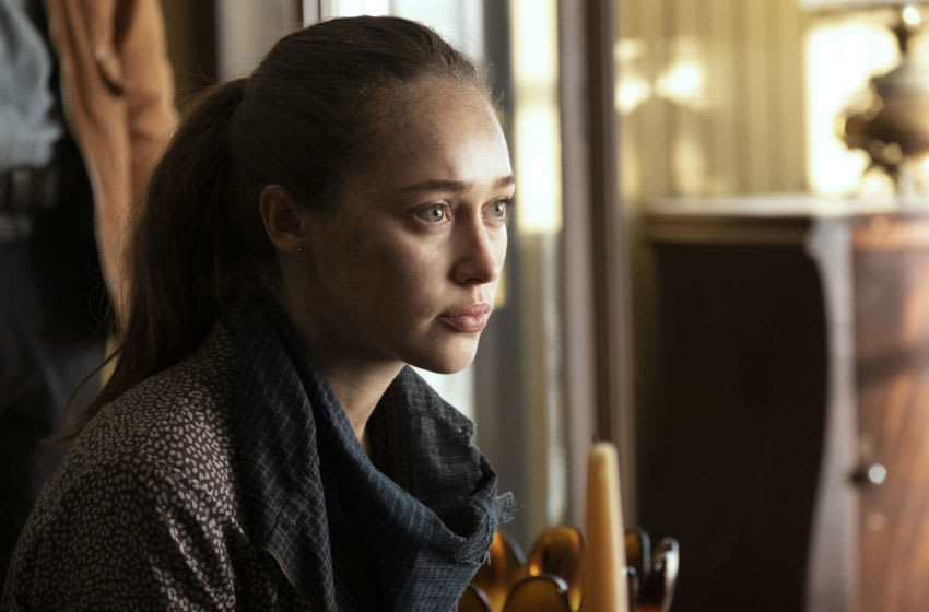 Alycia Debnam-Carey as Alicia Clark - Fear the Walking Dead _ Season 6, Episode 2 - Photo Credit: Ryan Green/AMC