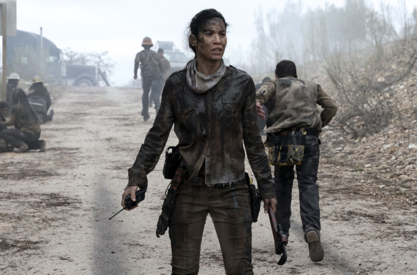 Danay Garcia as Luciana - Fear the Walking Dead _ Season 6 - Photo Credit: Ryan Green/AMC