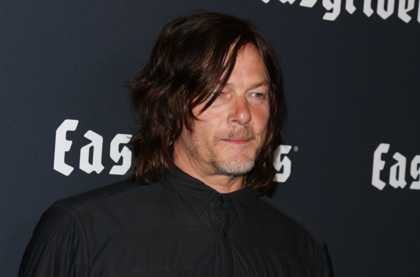 LOS ANGELES, CALIFORNIA - FEBRUARY 20: Actor Norman Reedus attends the Easyriders 50th Anniversary celebration at The House of Machines on February 20, 2020 in Los Angeles, California. (Photo by Paul Archuleta/Getty Images)