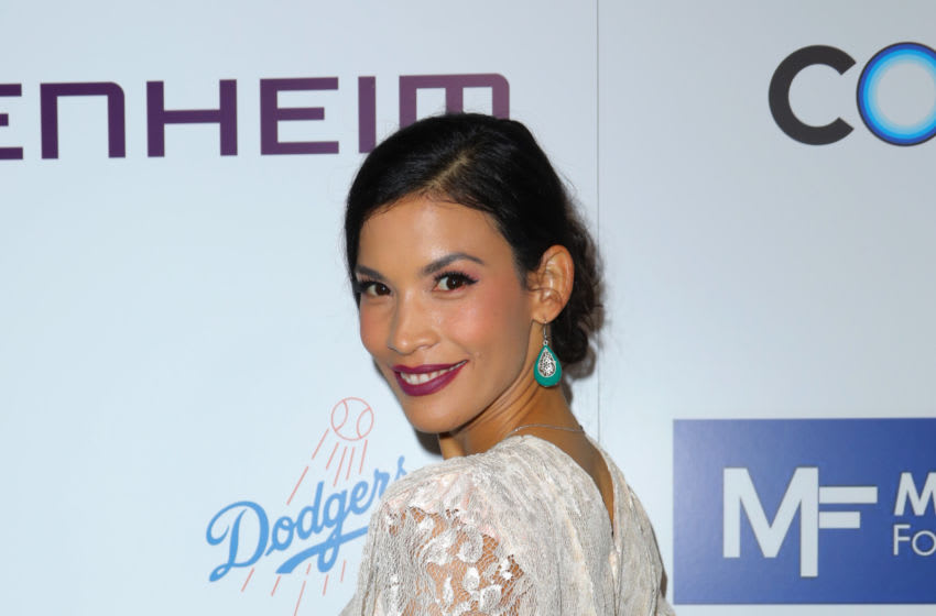 BEVERLY HILLS, CALIFORNIA - SEPTEMBER 21: Danay Garcia attends The Brent Shapiro Foundation for Drug Prevention Summer Spectacular Gala at The Beverly Hilton Hotel on September 21, 2019 in Beverly Hills, California. (Photo by JC Olivera/Getty Images)