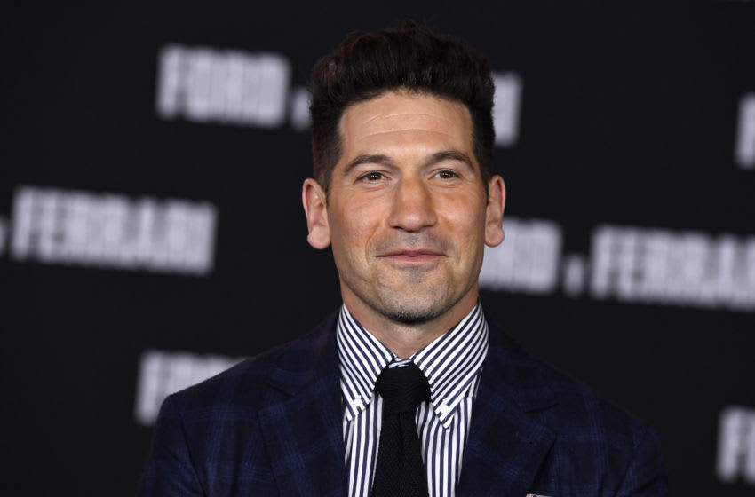 HOLLYWOOD, CALIFORNIA - NOVEMBER 04:Jon Bernthal attends the Premiere Of FOX's