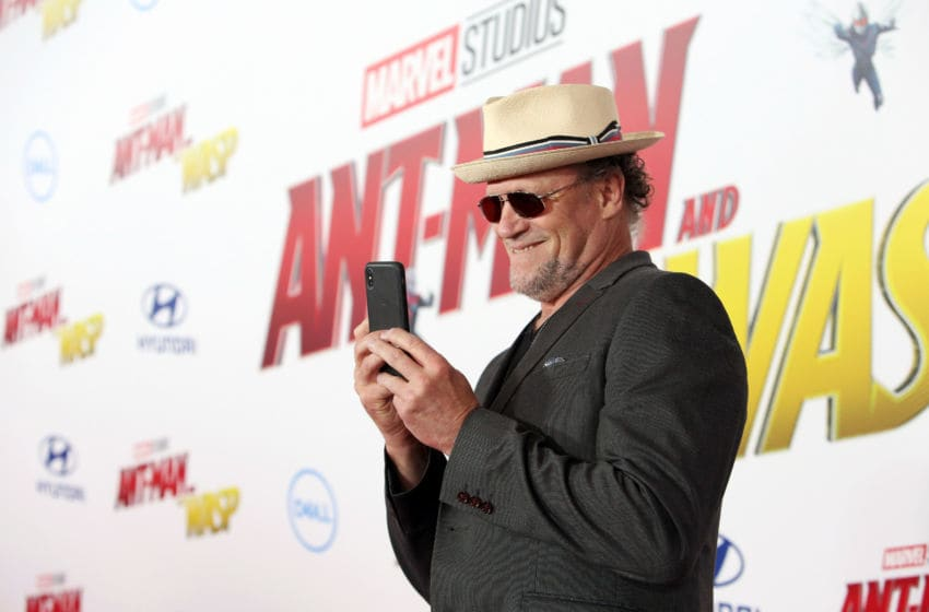 HOLLYWOOD, CA - JUNE 25: Michael Rooker attends the Los Angeles Global Premiere for Marvel Studios'