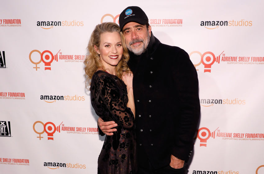 NEW YORK, NY - DECEMBER 05: Hilarie Burton and Jeffrey Dean Morgan attend the Adrienne Shelly Foundation 10th Anniversary Gala at The Angel Orensanz Foundation on December 5, 2016 in New York City. (Photo by Taylor Hill/Getty Images)